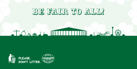 'Be Fair to All' general graphic